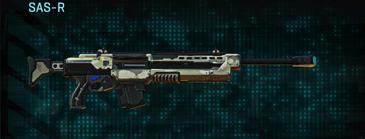 Indar dry ocean sniper rifle sas-r