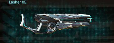 Esamir ice heavy gun lasher x2