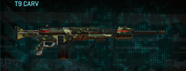 Temperate forest lmg t9 carv