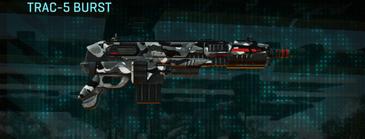 Indar dry brush carbine trac-5 burst