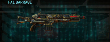 Indar highlands v1 shotgun fa1 barrage