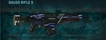 Nc zebra assault rifle gauss rifle s