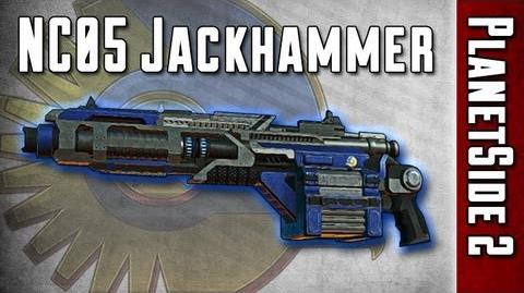 NC05 Jackhammer review by Wrel (2013.06