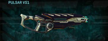 Indar dry ocean assault rifle pulsar vs1