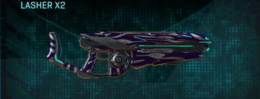 Vs zebra heavy gun lasher x2