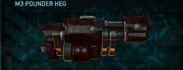 Tr digital max m3 pounder heg