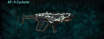 Forest greyscale smg af-4 cyclone