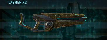 Indar highlands v2 heavy gun lasher x2
