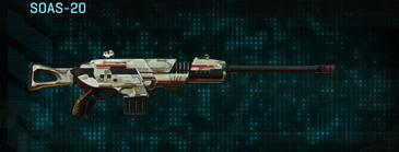 Indar dry ocean scout rifle soas-20