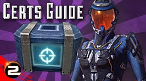 Infiltrator Certs Guide - PlanetSide 2 for New Players