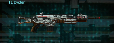 Forest greyscale assault rifle t1 cycler