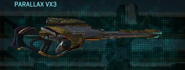 Indar highlands v2 sniper rifle parallax vx3