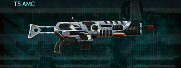 Esamir ice carbine t5 amc