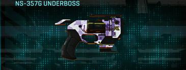Vs urban forest pistol ns-357g underboss