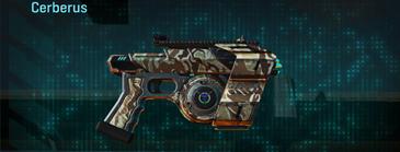 Arid forest pistol cerberus