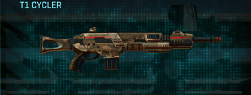 Indar plateau assault rifle t1 cycler