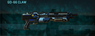 Nc alpha squad shotgun gd-66 claw