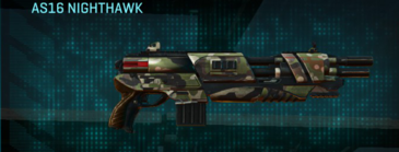 Woodland shotgun as16 nighthawk