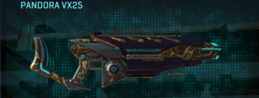 Indar highlands v1 shotgun pandora vx25