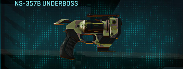 Woodland pistol ns-357b underboss