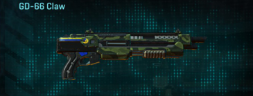 Amerish forest shotgun gd-66 claw