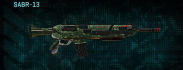 Amerish grassland assault rifle sabr-13