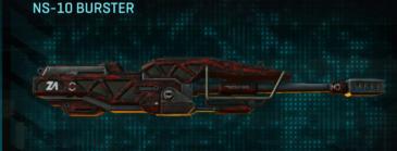 Tr digital max ns-10 burster