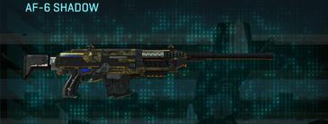 Indar highlands v2 scout rifle af-6 shadow