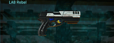 Esamir snow pistol la8 rebel