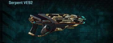 Desert scrub v1 carbine serpent ve92
