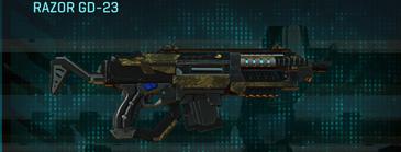 Indar highlands v2 carbine razor gd-23