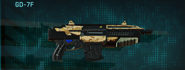 Sandy scrub carbine gd-7f
