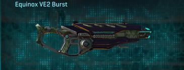 Amerish brush assault rifle equinox ve2 burst