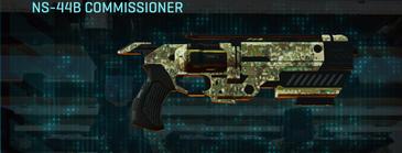Pine forest pistol ns-44b commissioner