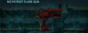 Tr zebra pistol ns patriot flare gun