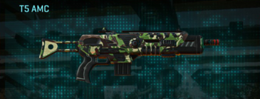 African forest carbine t5 amc