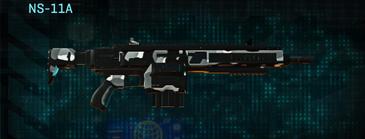 Indar dry brush assault rifle ns-11a