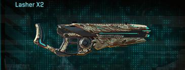 Arid forest heavy gun lasher x2
