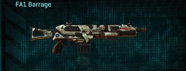 Desert scrub v1 shotgun fa1 barrage