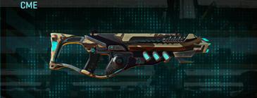 Indar scrub assault rifle cme
