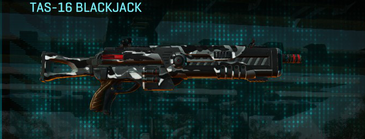 Indar dry brush shotgun tas-16 blackjack