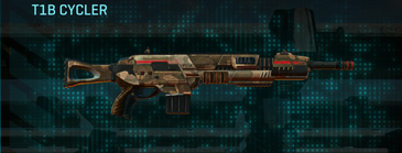 Indar plateau assault rifle t1b cycler