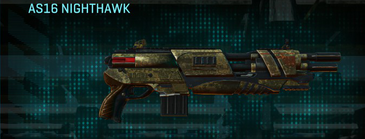 Indar highlands v2 shotgun as16 nighthawk