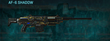 Indar highlands v1 scout rifle af-6 shadow
