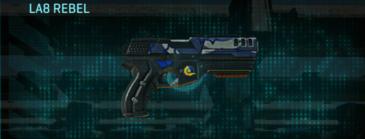 Nc patriot pistol la8 rebel