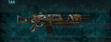 Indar highlands v1 assault rifle tar