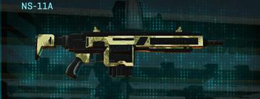 Palm assault rifle ns-11a