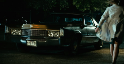 Dakota's car