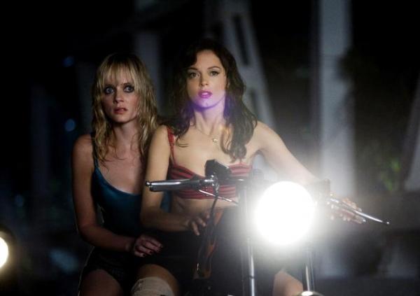 File:Dr. Dakota & Cherry, on motorcycle.jpg