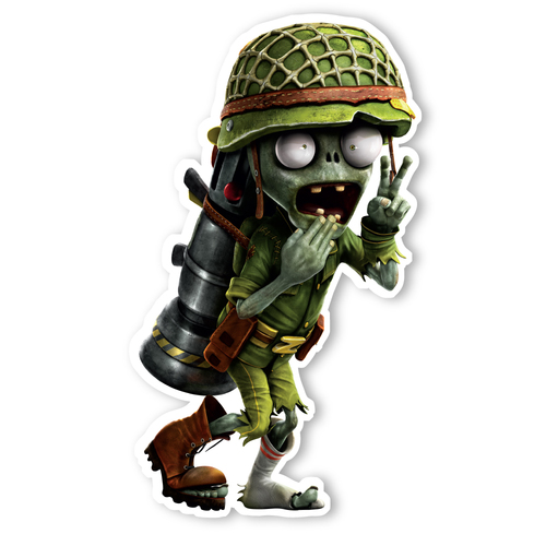 Image web pvz gwf2 render footsoldie 80630 for Plante vs zombie 2